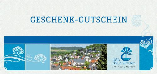 Bad Salzschlirf Geschenkgutschein